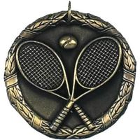 Laurel50 Tennis Medal</br>AM099G